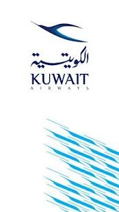 Kuwait Airways - náhled