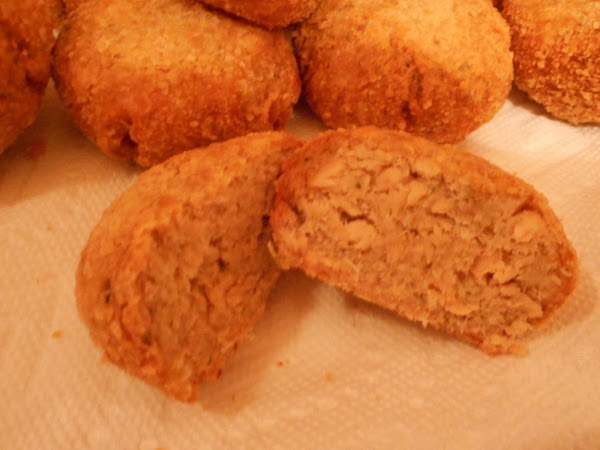 Mom-mom Bessie's Salmon Croquettes Recipe