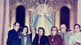 López Rueda, a la izquierda en la imagen, ha fallecido.