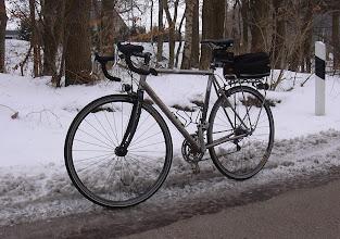 Photo: 24.01.2010 Ausfahrt im Winter
