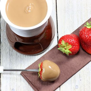 Chocolate and Caramel Fondue