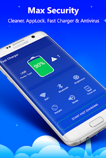 MAX Security - Antivirus, Applock & Fast Charger - náhled