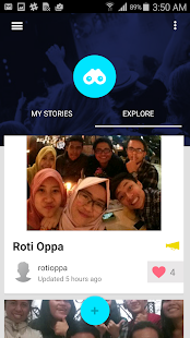 Jepret Story - Story in Photos- screenshot thumbnail