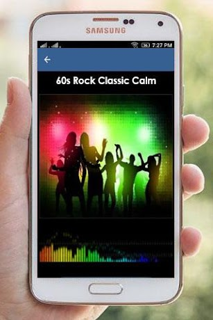 60s 70s 80s 90s 00s Music hits Retro Radios screenshot for Android