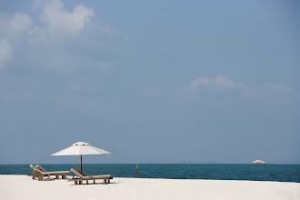 Photo: Nikoi Island - main beach