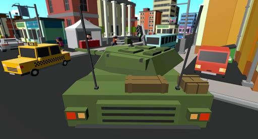 Télécharger Gratuit Pixel Gangster && Mafia Block City Dude Theft Car mod apk screenshots 6