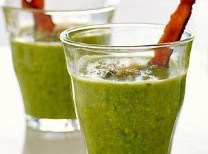 Pea Soup With Bacon Recipe