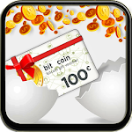Get Free Bitcoin - Earn BTC Icon