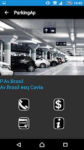 ParkingAp screenshot