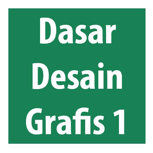 Dasar Desain Grafis 1 icon