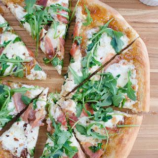 Fig, Burrata, and Prosciutto Pizza Recipe