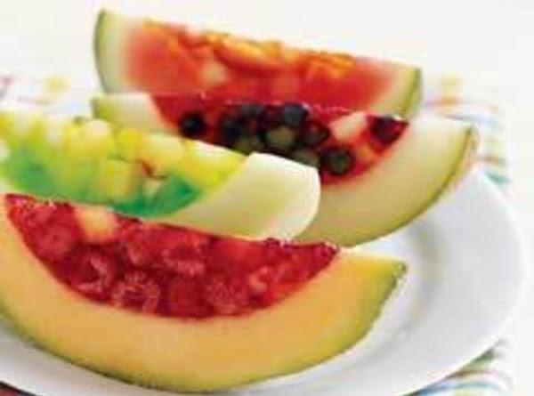 Jello-melons Recipe