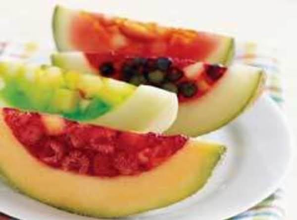 Jello-melons Recipe