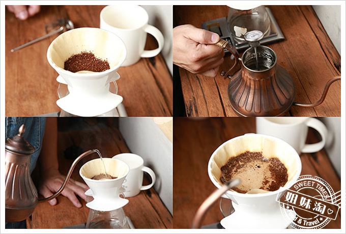 翫味集 高雄 單品咖啡