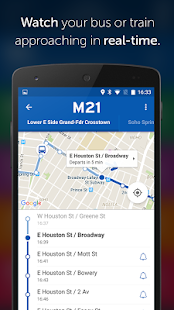 Transit App: Real Time Tracker Screenshot 2