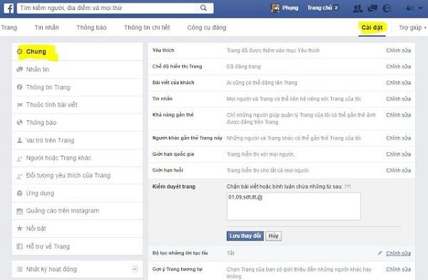 Cách Ẩn Bình Luận & Cách Chống Cướp Khách Hàng Trên Facebook