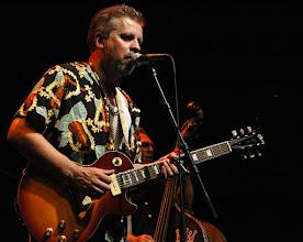 Photo: T-Bear & The Dukes of Rhythm torsdag 30 juni 2011 Trädgår'n, Göteborg
