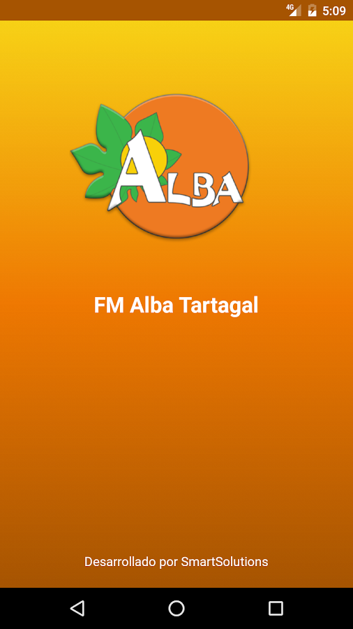 Radio Alba Tartagal- screenshot