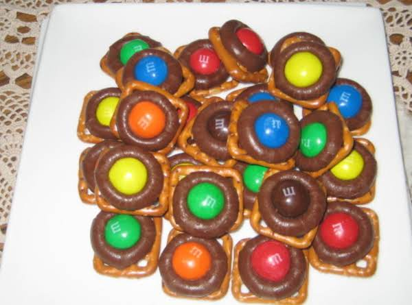 Pretzel Kisses Recipe