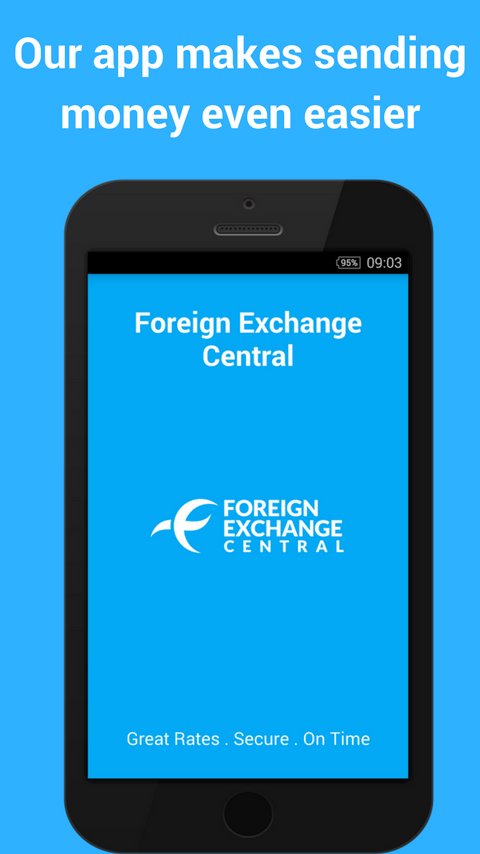 Foreign Exchange Central- screenshot