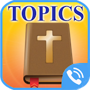 Bible Verses By Topic App & Caller ID Screen  Icon