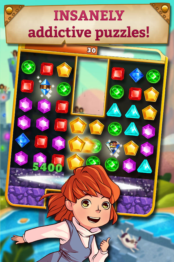 Top Jewel Mania: Sunken Treasures - Android Apps on Google Play NW05
