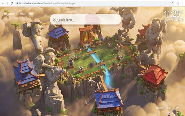 Clash Royale Wallpaper HD