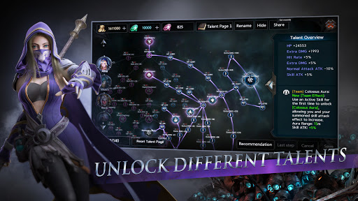 Raziel: Dungeon Arena apkdebit screenshots 5