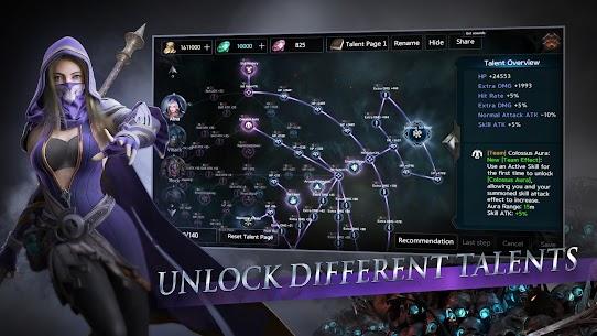 Raziel: Dungeon Arena MOD APK  (Unlimited Money) 5