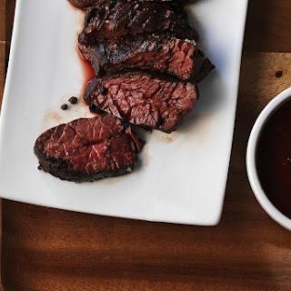 Homemade Steak Sauce.