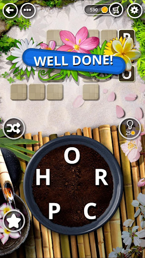 Garden of Words - Word game for PC