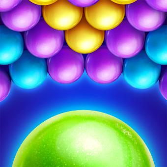 bubble shooter pet mod apk