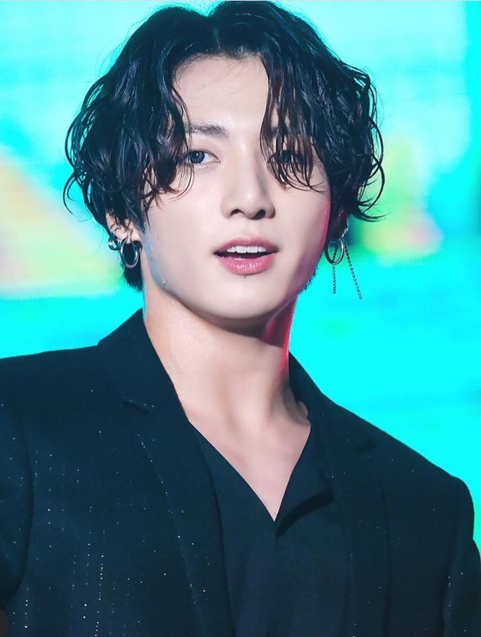 jungkook long hair3