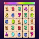 Mergezilla - Number Puzzle icon