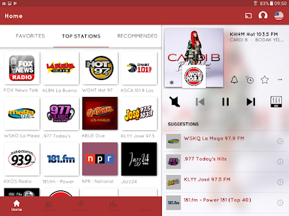 myTuner Radio and Podcasts Apk 9