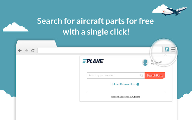 ePlane for Chrome