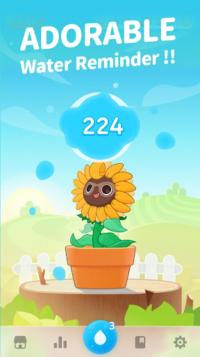 Plant Nanny² - Your Adorable Water Reminder screenshot 1