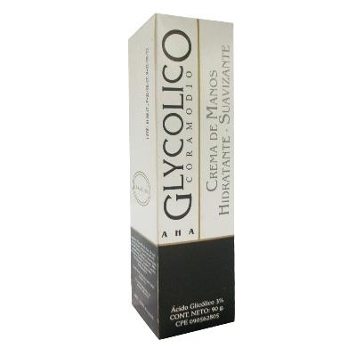 Crema Para Manos Glycolico Hidratante 90gr