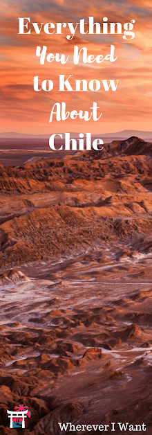 Need to know about accommodations, transportation, money, etc. in Chile