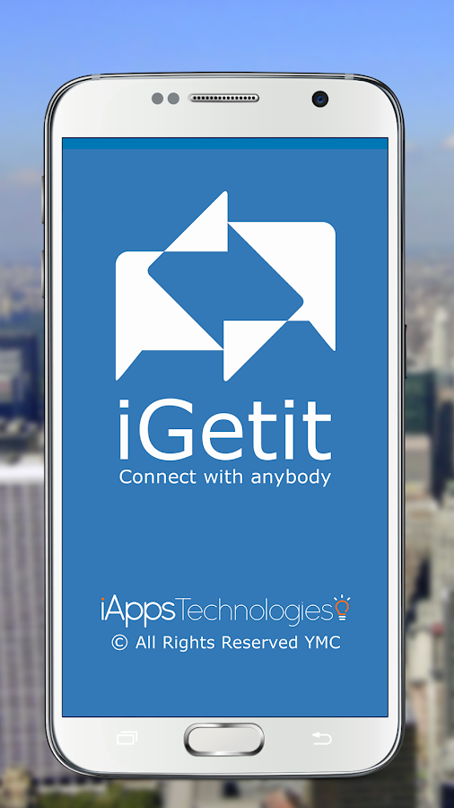 iGetIt - Cross Language Chat- screenshot