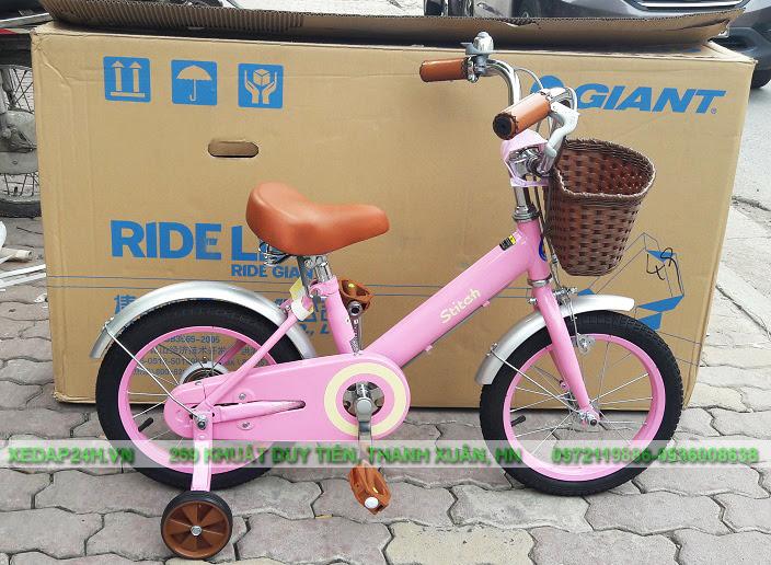 Xe đạp trẻ em chính hãng LanQ, Royalbaby, Stitch, TrinX, Galaxy,...