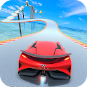 Speed Car GT Stunt 3D: Jump Over the Sea icon