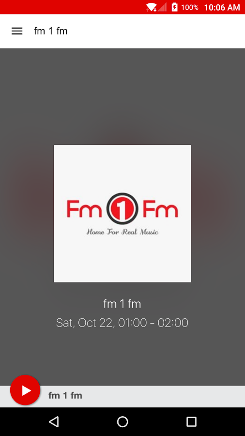 fm 1 fm- screenshot