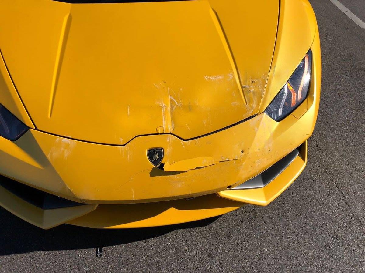 Mclaren Lamborghini Bmw M3 And Joburg Metro Cops In Expensive