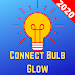 Connect Bulb Glow icon