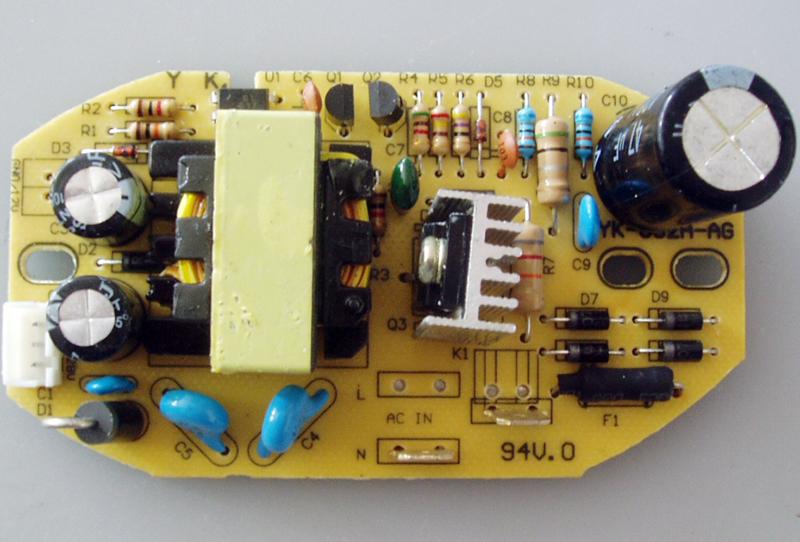 Nguồn quạt phun sương YK-002A - Linh kiện điện tử tại Đà Nẵng