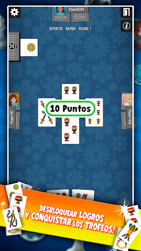 Brisca Mu00e0s - Juegos de cartas 2.2.0 screenshots 3