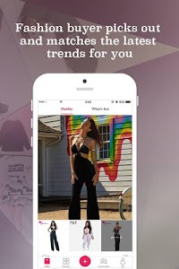 Leku- Fashion social Network screenshot 0