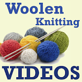 Woolen Knitting Crafts VIDEOs