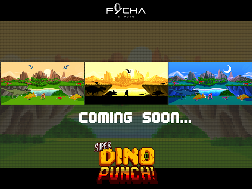 Super Dino Punch - Tap tap 1.0726 screenshots 4